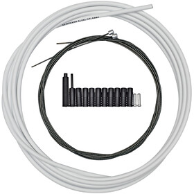 Shimano MTB Optislick Outer Brake Cable white
